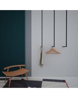 Metallwand / Deckenhänger